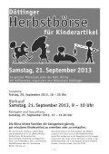 Mitteilungsblatt Nr. 4/2013 - Gemeinde Döttingen - Page 7