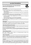 Mitteilungsblatt Nr. 6/2013 - Gemeinde Döttingen - Page 3