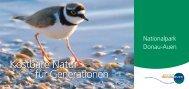 Kostbare Natur für Generationen Naturschutzmaßnahmen im ...