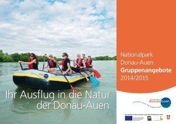 der Donau-Auen Ihr Ausflug in die Natur - beim Nationalpark Donau ...