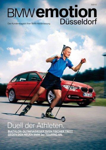 UNABHÄNGIG VOM ... - BMW Niederlassung Düsseldorf