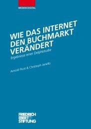 Wie das Internet den Buchmarkt verändert - Bibliothek der Friedrich ...