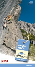 OUTDOOR REGION - Imst Holiday Region