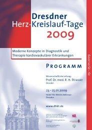 Dresdner Herz-Kreislauf-Tage 2009