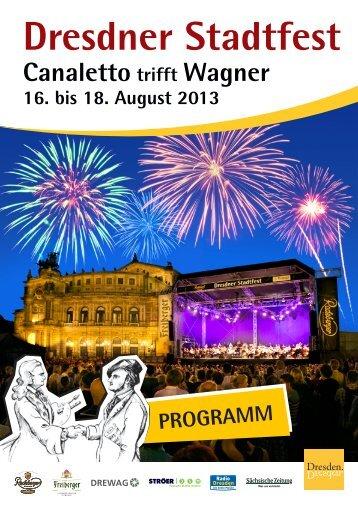 Dresdner Stadtfest 2013