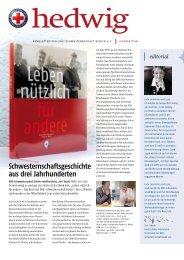 Ausgabe II.2008 - DRK-Schwesternschaft Berlin