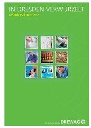 Geschäftsbericht 2012 - Drewag