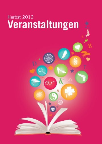 Veranstaltungen - Verlagsgruppe Droemer Knaur