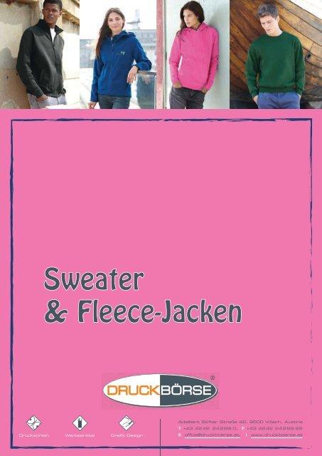 & Fleece-Jacken Sweater
