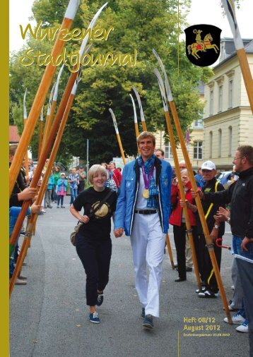 Heft 08/12 August 2012 Heft 08/12 August 2012 - Druckhaus Borna