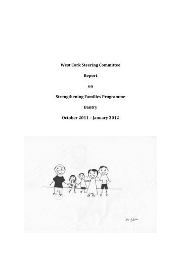 PDF (Bantry strengthening families) - The National Documentation ...