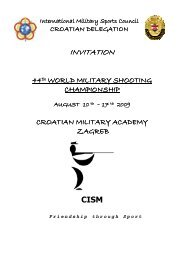 Invitation Shooting_2009 - Website