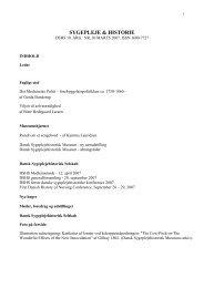 SH nr. 30.pdf - Dansk Sygeplejeråd