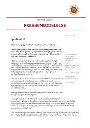 Kreds Sjælland opfordrer sygeplejersker til at holde frokostpause