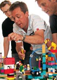 Lego Serious Play,Absatzwirtschaft 04/10 - Referenten.de