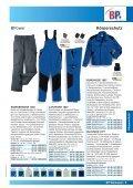 Körperschutz - Berufsbekleidung Walter - Seite 5