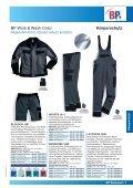 Körperschutz - Berufsbekleidung Walter - Seite 7