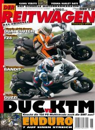 FZ8 Dual ClutCh GuZZi BanDit - Ducati