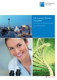 Führend in Wissenschaft und Wirtschaft - Duesseldorf Realestate