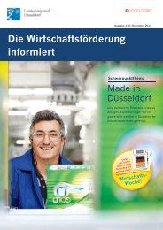 Ausgabe 110 - Dezember 2013 - Düsseldorf Realestate