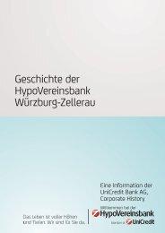 Geschichte der HypoVereinsbank Würzburg-Zellerau