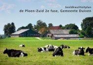 Beeldkwaliteitplan De Ploen Zuid 2de fase ... - Gemeente Duiven