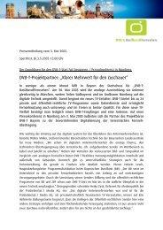 """DVB-T-Projektpartner: """"Klarer Mehrwert für den Zuschauer"""""""