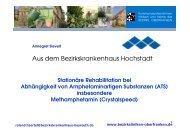 ATS Sievert Reha - Kommunalunternehmen Kliniken und Heime ...