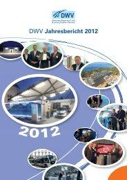 DWV Jahresbericht 2012 - Deutscher Wasserstoff-Verband (DWV)