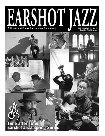 Time after Time: Earshot Jazz Spring Series
