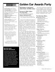 Time after Time: Earshot Jazz Spring Series - Page 3