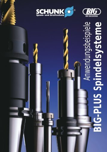 BIG-PLUS Spindelsysteme - BIBUS SK, sro
