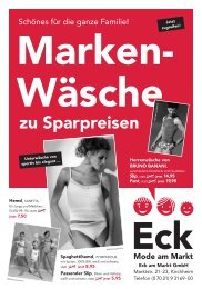 Marken - Eck - Mode am Markt