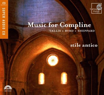 Music for Compline - eClassical