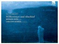 SCHUBERT Willkommen und Abschied - eClassical
