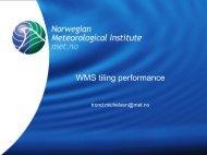 WMS tiling performance