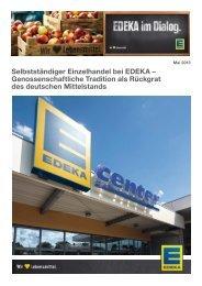 Selbstständiger Einzelhandel bei EDEKA – Genossenschaftliche ...
