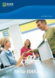 EDEKABANK - Geschäftsbericht 2012
