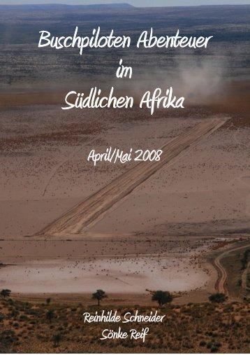 Reisebericht 2008 - EDDH.de
