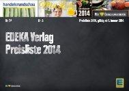 Mediadaten 2014 - Edeka