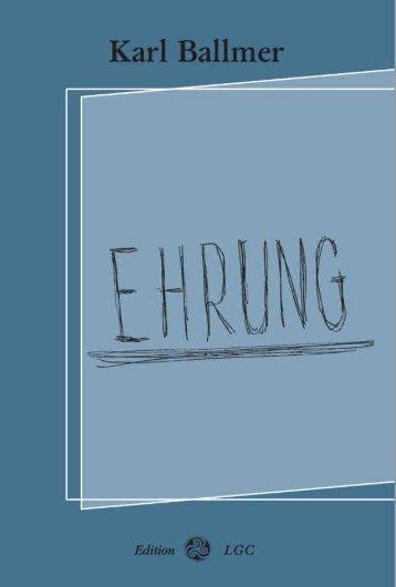 Probeseiten als pdf-Datei - Karl Ballmer bei Edition LGC
