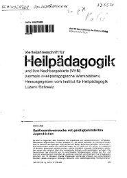 Vierteljahresschrift für und ihre Nachbargebiete (VHN) (vormals ...