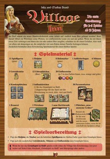 Regeln - Eggertspiele