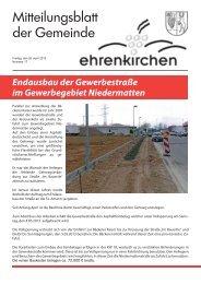 KW 17 ehrenkirchen 2013.pdf - Gemeinde Ehrenkirchen