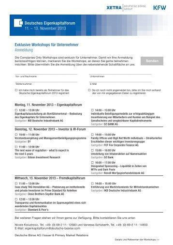 Informationen zum Programm und Anmeldung für Unternehmer ...