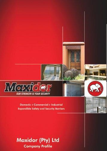 Maxidor (Pty) Ltd