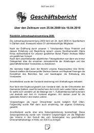 Geschaeftsbericht 2010.pdf - DJK Eintracht DIST e.V.