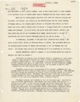 Harry Butcher, Naval Aide to General Eisenhower, Diary Entry ... - Page 6