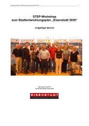 Bericht Engagierten Workshop - Eisenstadt