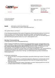 Anmeldeformular und Informationen